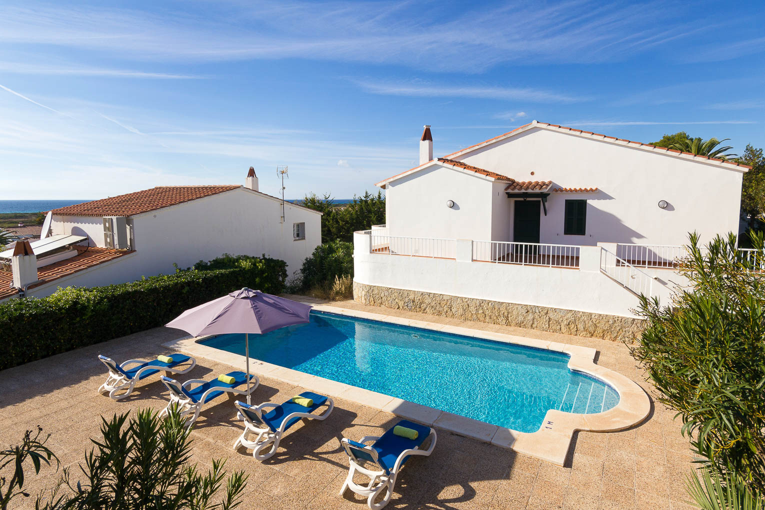 Apartments Maritim Son Bou in Son Bou, Menorca